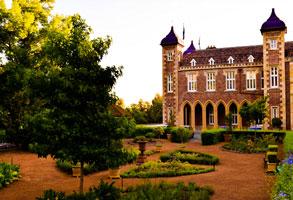 City-hall of Perth