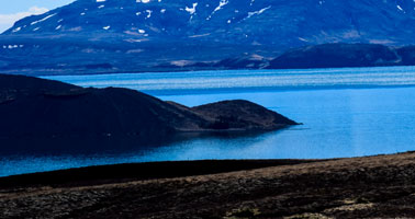 Lakes in Iceland