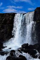 Thingvellir-water-falls