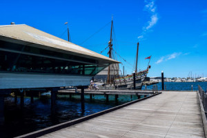 Fremantle Fishing Boat Harbour