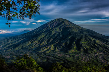 Mount-Merapi-java
