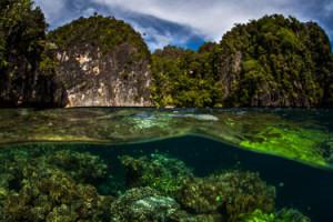 Raja Ampat Islands, ranked