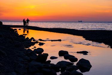 Isla-de-Gigantes-sunset