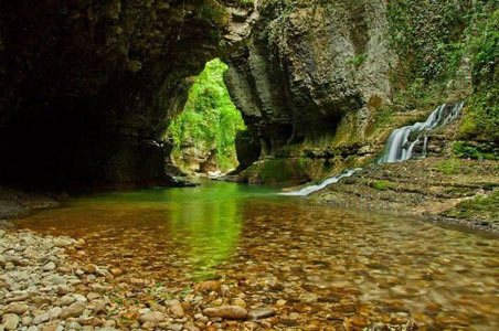 Martvili-Canyon-Georgia