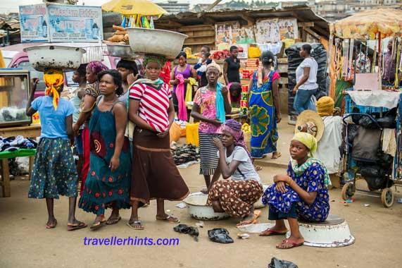 Volunteering Experience-Ghana