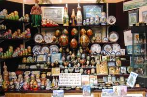 Russians Souvenirs