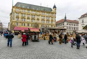 brno Cabbage Market