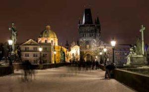 Prague Most Majestic City