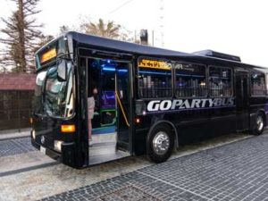 Perth Nightlife party bus