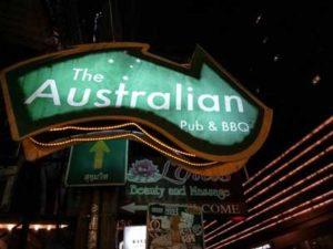 Bangkok Nightlife pubs
