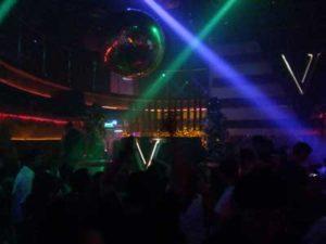 Bangkok Nightlife dance floor