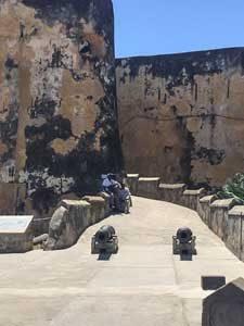 Mombasa Fort Jesus