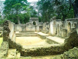 Mombasa Gedi Ruins