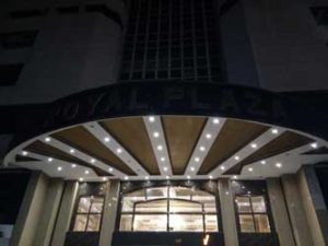 Manila nightlife Royal Plaza