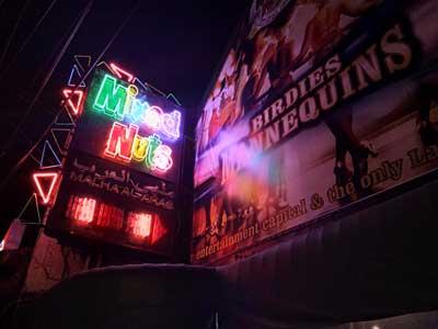 Manila Nightlife Images