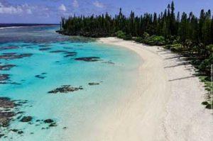 Idyllic Beach New Caledonia