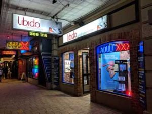 Northbridge-Perth sex club