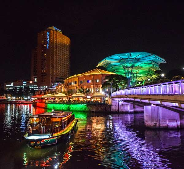 Tourist Attractions-Singapore