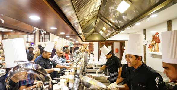 Restaurants, Nuwara Eliya