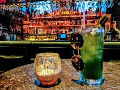 Como hotel in Perth bar