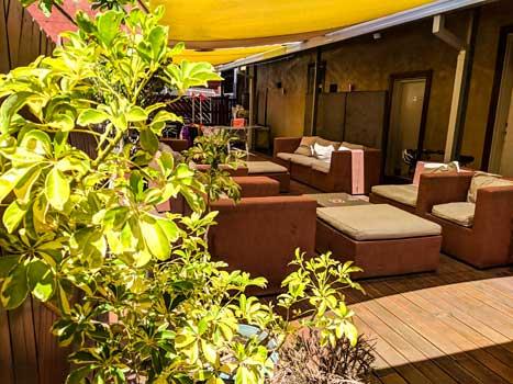 Kangaroo Inn hostel in Perth