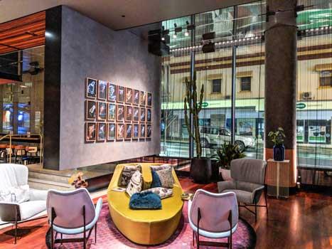 QT Hotel in Perth , Perth best hotels