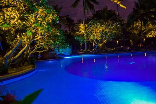 beach resort, Nusa dua