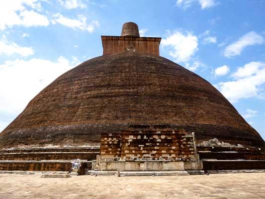 Abhayagiri Vihara Sri Lanka