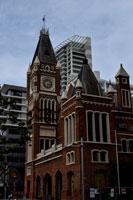 Clock-tower, Perth