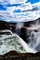 Gullfoss-waterfalls