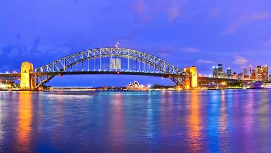 Port-Jackson-Sydney