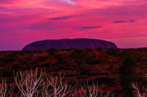 Ayers Rock,Uluru