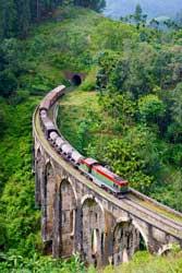 Sri Lanka train in Kandy