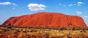 Sunset-over-Uluru