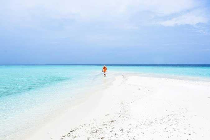 Gan Island Maldives beaches