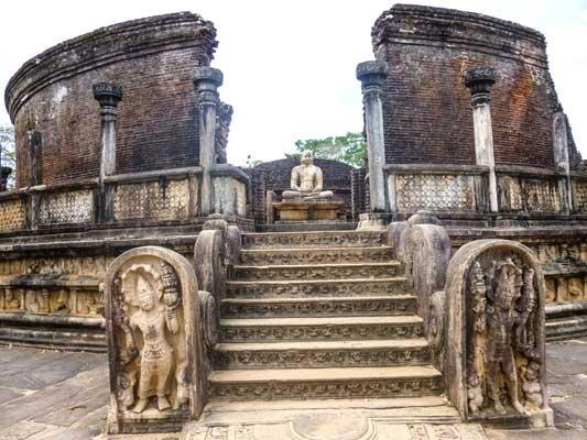 Polonnaruwa Sri Lanka Anciant Temple