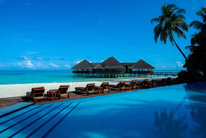 Gan Island Resort
