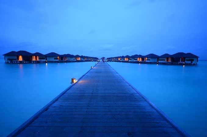 Resorts holiday