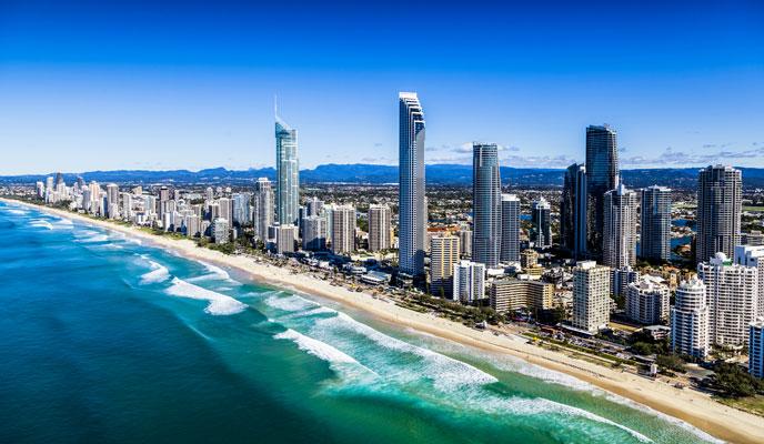Southeastern-Queensland Gold-Coast