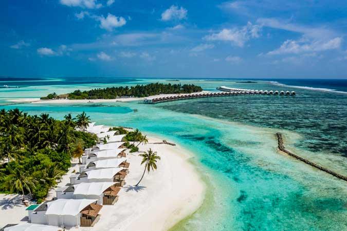 Maldivian vacation