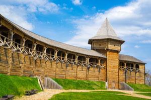 Citadel of Baturin Fortress