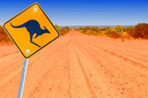 Driving Australia