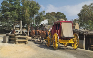 Gold rush of Australia