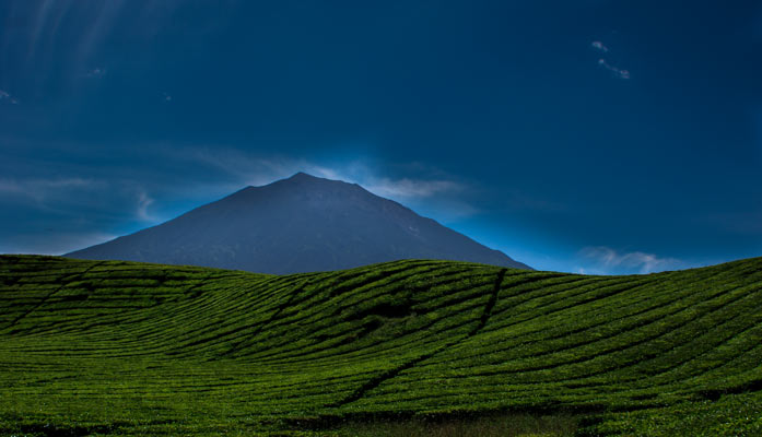 Mount-Sibayak