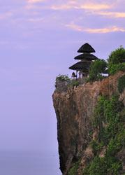 Pura Luhur Uluwatu Sunset