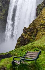 Skogar-south-of-Iceland