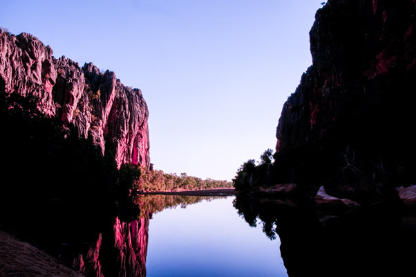 Windjana Gorge National-Park