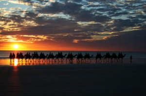 Cable Beach near Broome