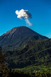 Semeru, or Mount Semeru