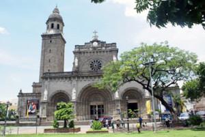 An-old-baroque-church